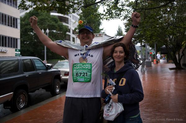 Portland Marathon 2008 08