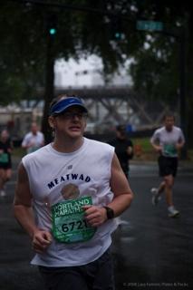 Portland Marathon 2008 06