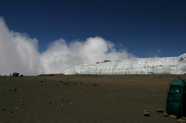 Day 12 - Kili - To Crater Camp - 2