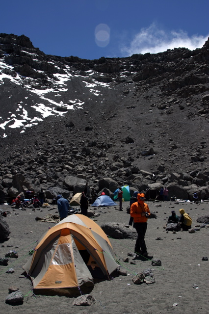 Day 12 - Kili - To Crater Camp - 6