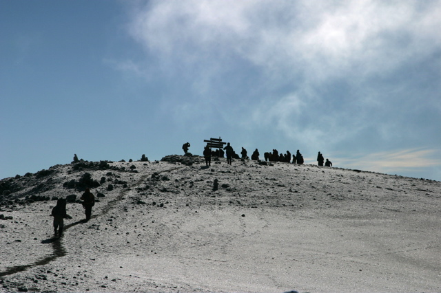 Day 13 - Kili - Summit Day - 12