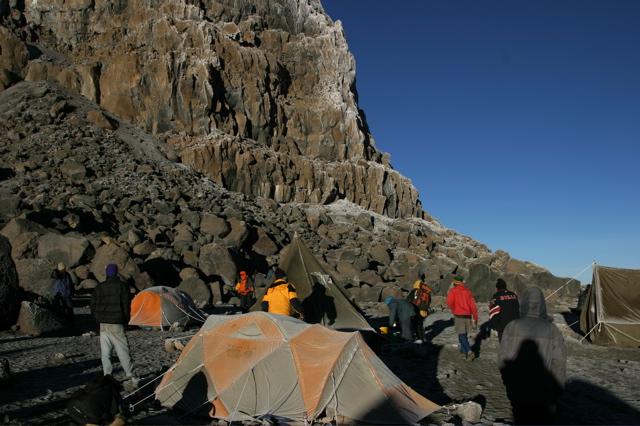 Day 13 - Kili - Summit Day - 2