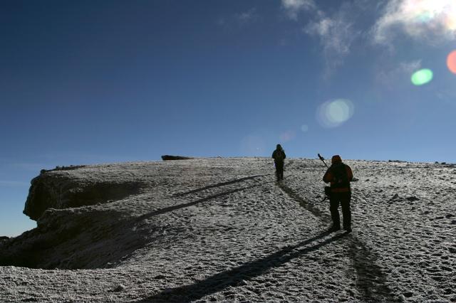Day 13 - Kili - Summit Day - 7