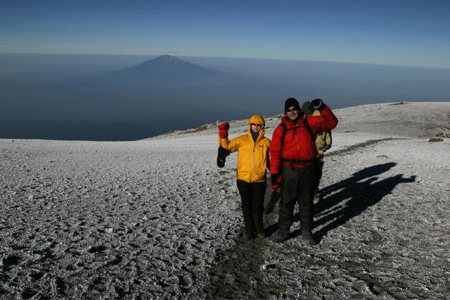Day 13 - Kili - Summit Day - 8