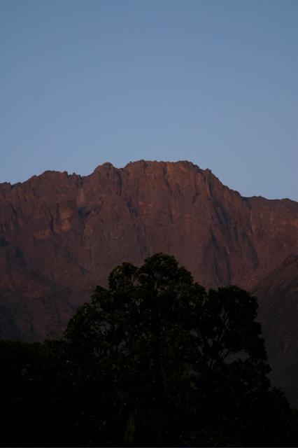 Day 6 - Mt Meru Hike:Camp - 2