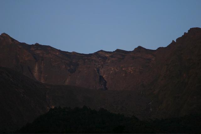Day 6 - Mt Meru Hike:Camp - 3