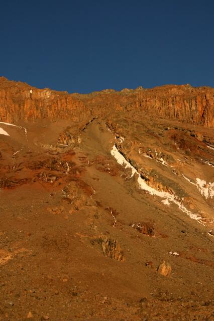 Day 10 - Kili - To Arrow Glacier - 13