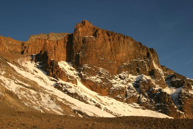 Day 10 - Kili - To Arrow Glacier - 14
