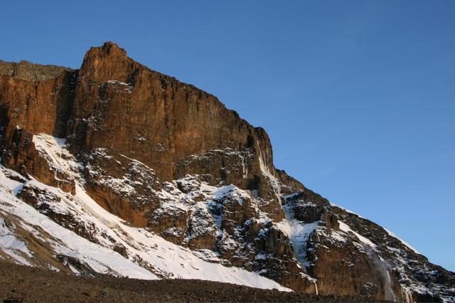 Day 10 - Kili - To Arrow Glacier - 20