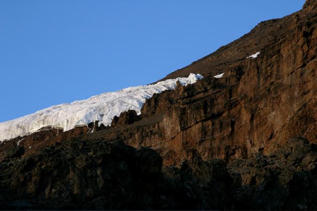 Day 10 - Kili - To Arrow Glacier - 22