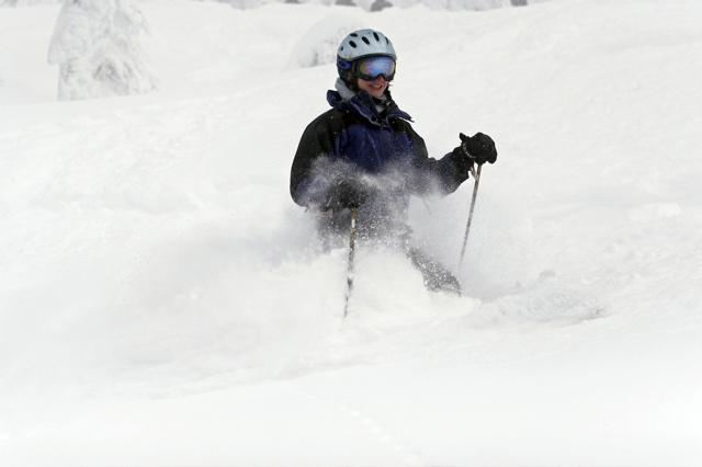 Cat Skiing - 12