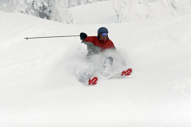 Cat Skiing - 15