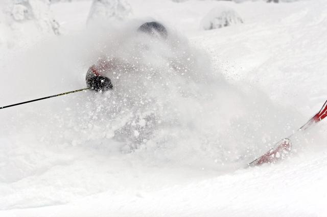 Cat Skiing - 16
