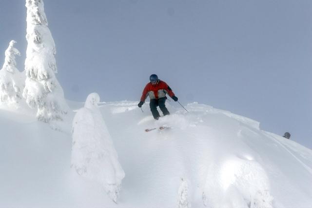 Cat Skiing - 27