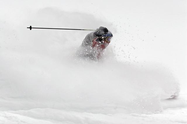 Cat Skiing - 3