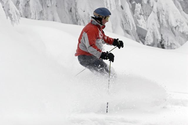 Cat Skiing - 6