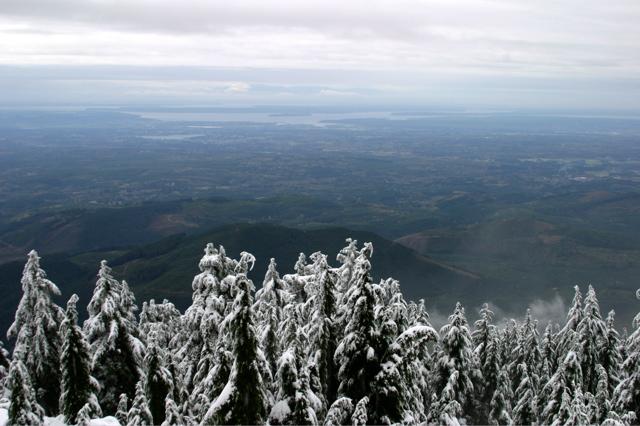 Mt. Pilchuck - 1